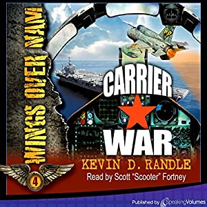 Carrier War Audiobook