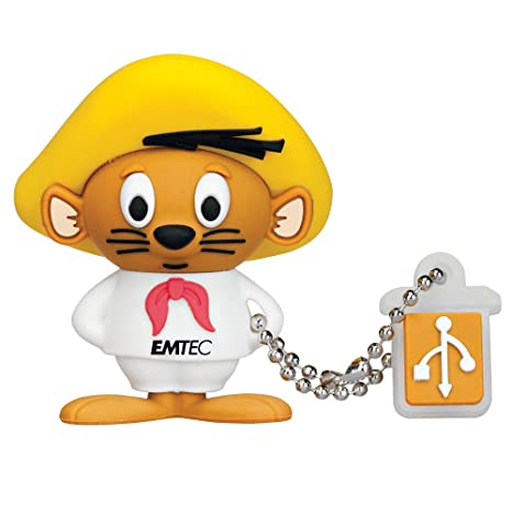 Amazon.com: Emtec Looney Tunes 8 GB USB 2.0 Flash Drive ...