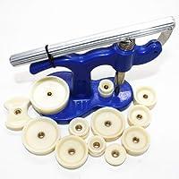 Orologio Press, pz. Guarda fondello Closer, orologiaio strumenti per la riparazione di orologi con 12PCS raccordo Dies da 18mm a 50mm
