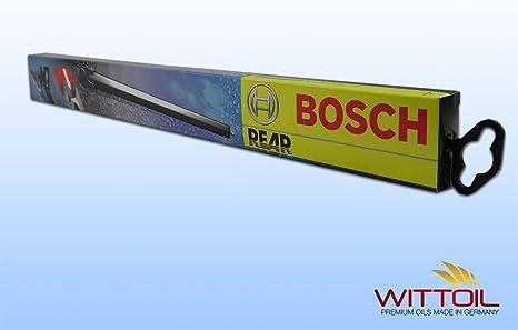 Image of Bosch 3397004754 Heck H340 - Limpiaparabrisas (340 mm)