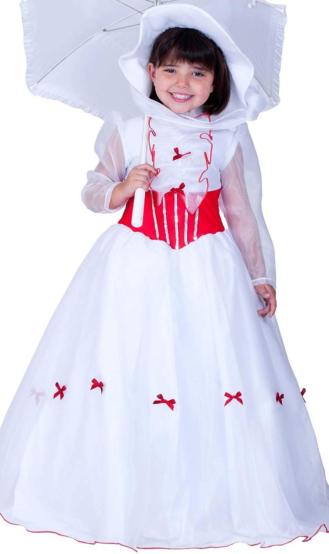 NELIDA FERNANDEZ RODRIGUEZ Disfraz de Mary Poppins Deluxe para ...
