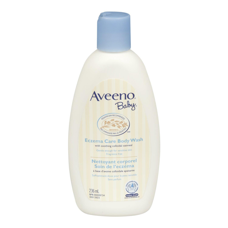 Aveeno Baby Baby Eczema Care Wash 236 Milliliters