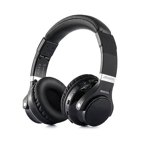 efd835cd8fa ARCHEER Bluetooth Headphones, 2 in 1 Wireless Headphone & Speaker, 45 Hrs  Music Time