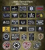 Antrix Black Beard Pirate Edward Military Badge