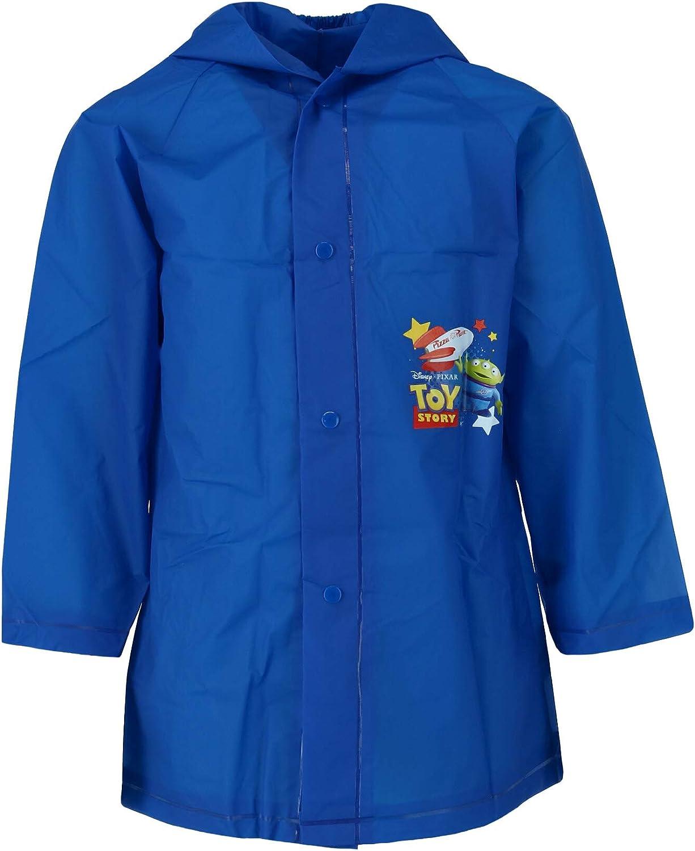 CTM/® Kids Toy Story Buzz Lightyear and Woody Rain Coat