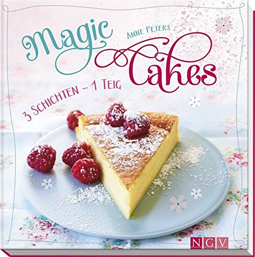 Magic Cakes  3 Schichten 1 Teig