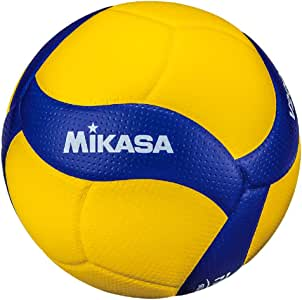 MIKASA Volleyball V200W-ÖVV V200W-ÖVV-Pelota de Voleibol, Azul y ...