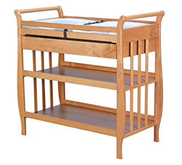Perfect DaVinci Emily Baby Changing Table   Honey Oak