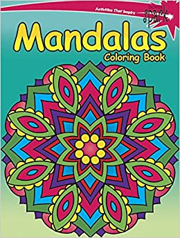 SPARK Mandalas Coloring Book Spark Activities That Inspire