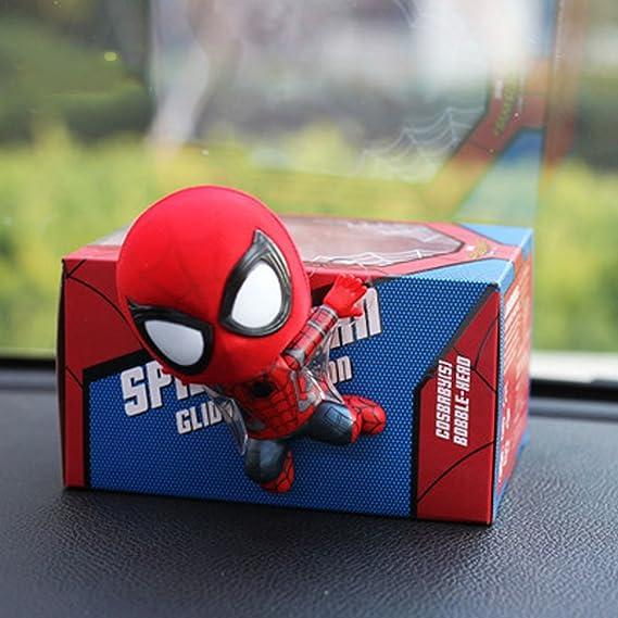 PXYUAN Spider Man decorazione per auto