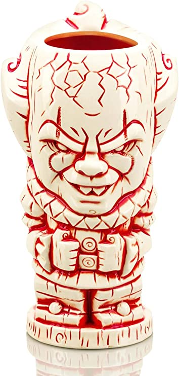 Horror Series 1 Ceramic Geeki Tiki Mini MugletsSet of 5