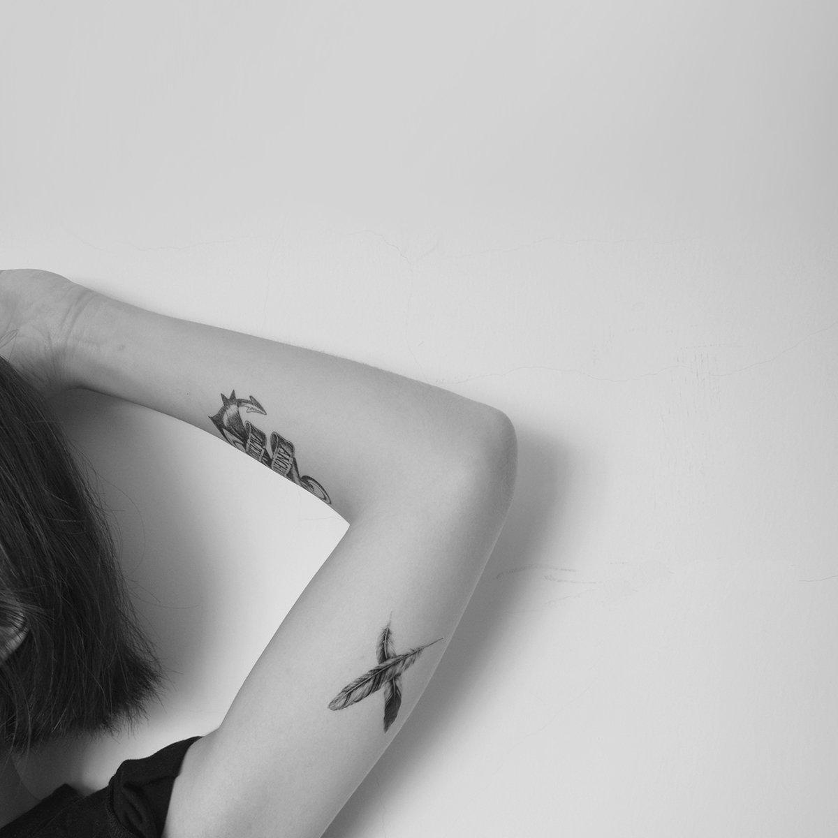 Chileeany Lot de 15 Tatouages Temporaire Tattoos /Étanche 105x60 mm,Tatouage temporaire pour homme femme adulte,motifs vari/és
