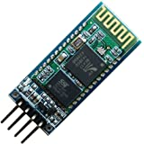 HC-06 Bluetooth Serial Pass-Through Module Wireless Serial Communication Compatible With Arduino by Atomic Market