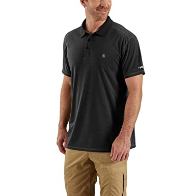 3ed208eb Carhartt Men's 103000 Force Extremes Polo Shirt at Amazon Men's Clothing  store: