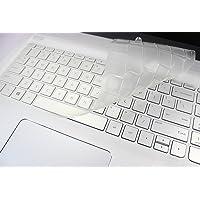 "TPU Clear Keyboard Cover for 2018 HP ENVY x360 15.6 Inch Flagship, 15.6"" HP ENVY X360 m6-w m6-p m6-ae Series"