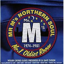 Mr M'S ~ Wigan Casino Northern Soul Oldies Room 1974-1981 /  Various Artists