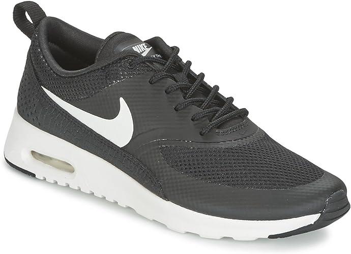 Chaussures Loisirs Nike Air Max Thea Noir Femmes I Retrouvez