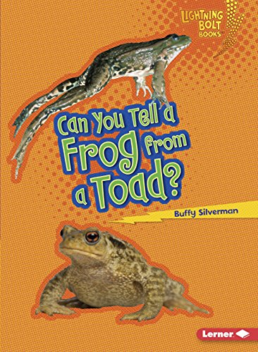 Can You Tell a Frog from a Toad? (Lightning Bolt Books)