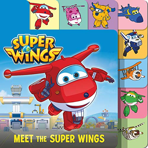 Top 10 recommendation super wings books for kids 2020