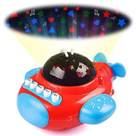 Faironly Proyector de música para bebé, proyector de ...