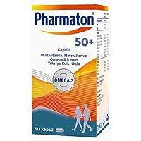 Pharmaton 50 Plus 60 Kapsül
