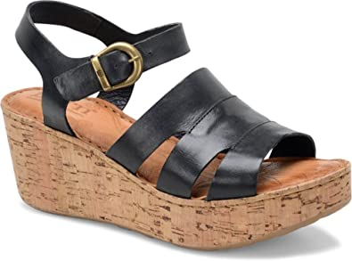 100% Authentic Born Women's Coralyn Womens Stone Full Grain Born Womens Sandals