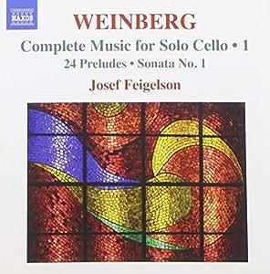 Complete Music for Solo Cello, Volume 1