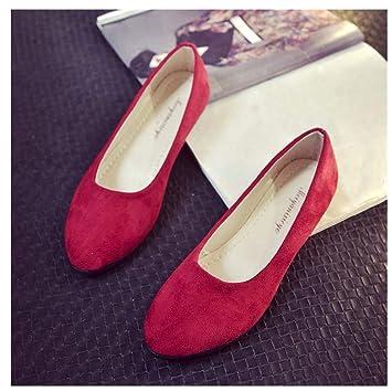 341e2cb388842 Amazon.com: ❤ Sunbona Women Ballet Flats Ladies Summer Mary Jane ...