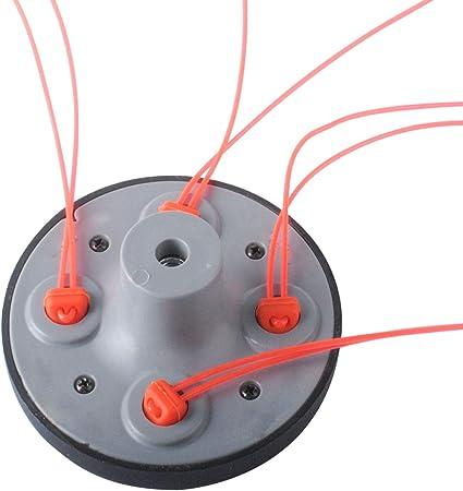 Amazon.com: Podoy 55-491 - Cabezal de corte de cuerdas ...