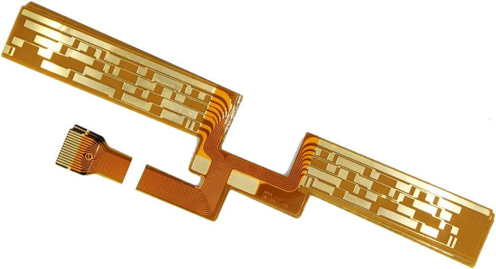 PhotoTrust Lens Focus Electronic Brush Flex Cable Ribbon Compatible with Canon 18-55mm is II Part Unit