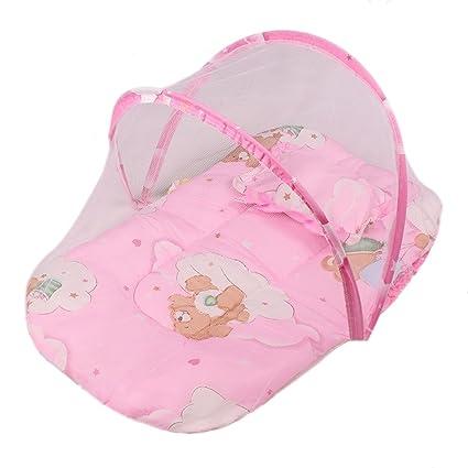 Cama de Bebé Cama plegable portátil para cama de pesebre Cama ...