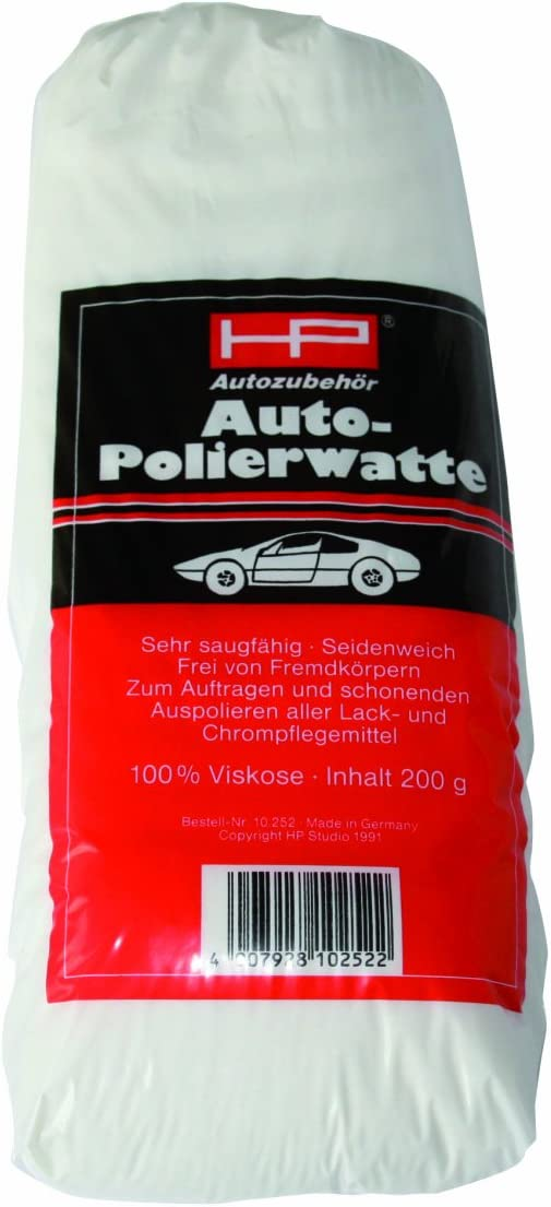 Polierwatte Von Rauscher Autopolierwatte Auto