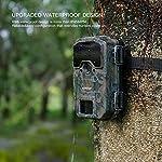 APEMAN Caméra de Chasse 20MP 1080P Caméra de Surveillance 940nm IR LEDs étanchéité IP66 Caméra de gibier à détection de… 8