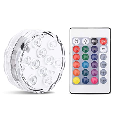 Luz LED Sumergible Velas LED Velas sin llama del LED, velas del ...
