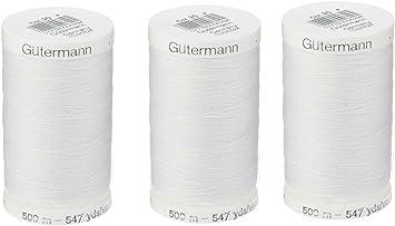Gutermann Sew-All Thread 1094 Yards-Black