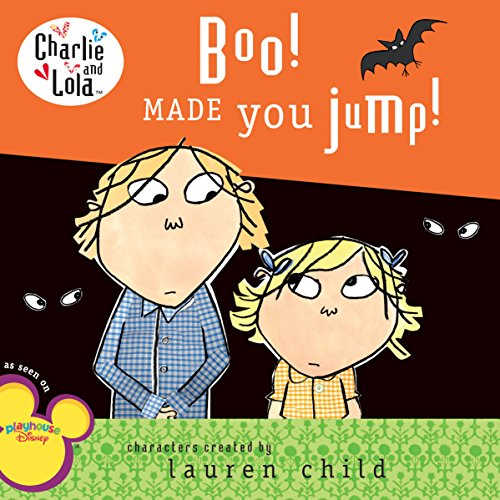 Boo! Made You Jump! (Charlie and -