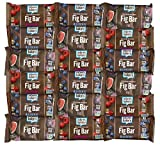 Nature's Bakery Fig Bars Variety Pack (18 Bars)