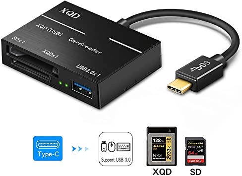 Amazon.com: RT-XQD01&RT-CR3-OTG: Computers & Accessories