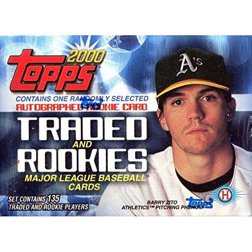 2000 Topps Update Baseball - 2000 Topps Traded & Rookies (Update) MLB Baseball set
