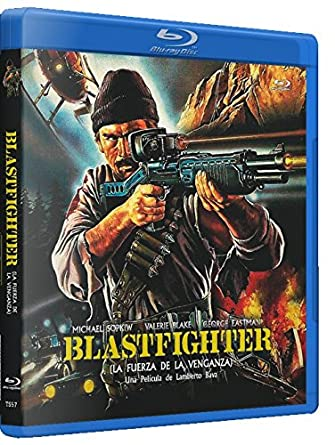 Blastfighter - La fuerza de venganza [Blu-ray]: Amazon.es ...