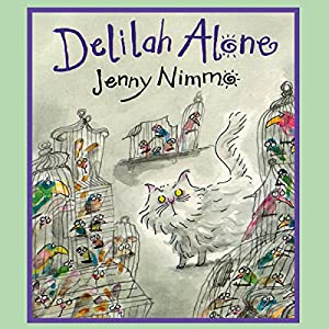 Delilah Alone Audiobook