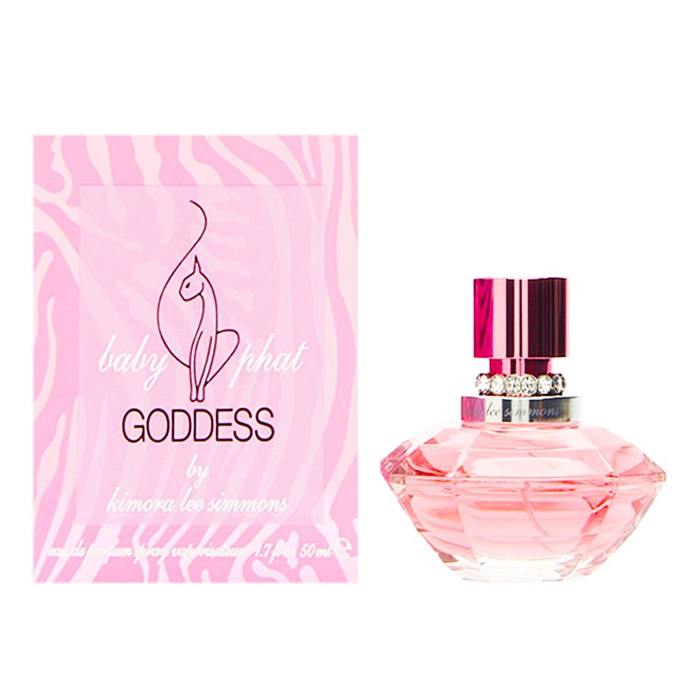 Baby Phat Goddess By Kimora Lee Simmons For Women. Eau De Parfum Spray 1.7 oz