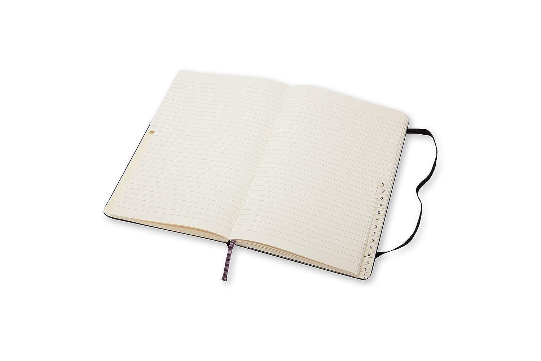 Moleskine Pocket - Libreta de direcciones de tamaño bolsillo, color negro