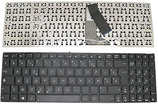 X553MA Clavier noir | Accessoires Asus