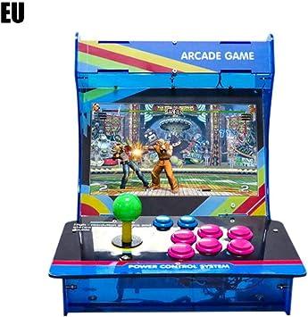 Prom-note Mini Recreativa Arcade Hogar Maquina de Juego 1399 en 1 ...