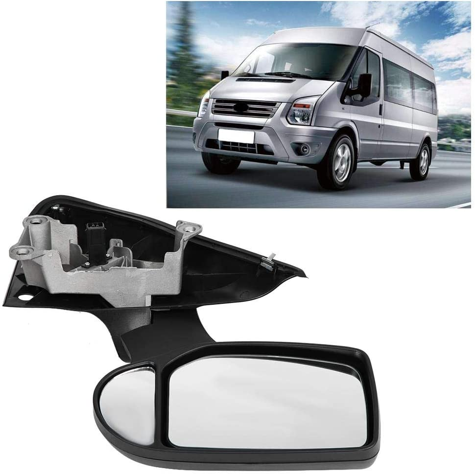 Electric Rear View Mirror Full Electric Rear View Mirror Convex Electric Rear View Mirror Car Side View Mirror for Transit MK6 MK7 Left back 4643117