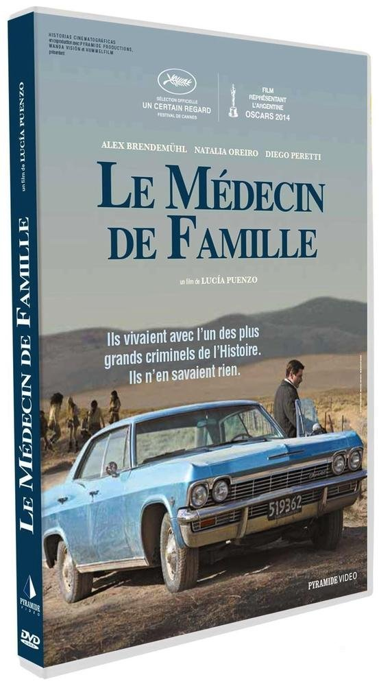 Le Médecin de famille [Francia] [DVD]: Amazon.es: Alex Brendemühl, Natalia Oreiro, Diego Peretti, Florencia Bado, Elena Roger, Guillermo Pfening, ...