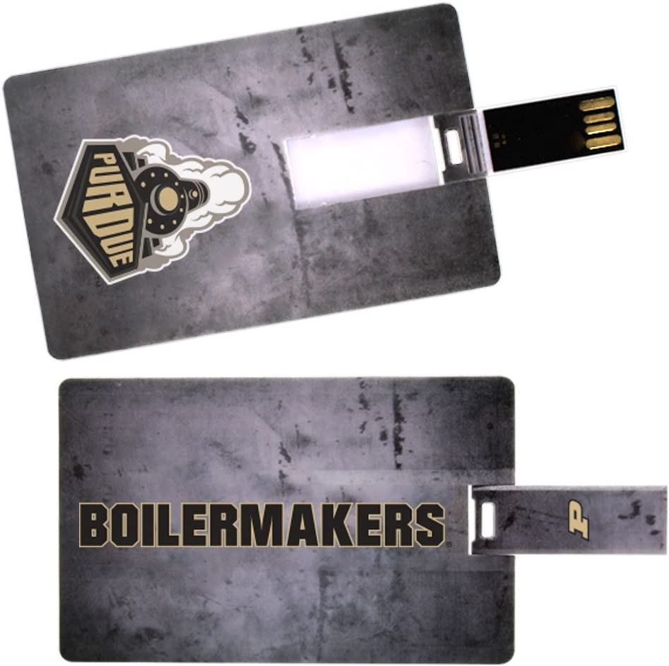 Flashscot Purdue Boilermakers iCard USB Drive 8GB