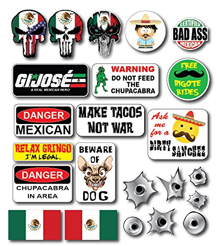 Top hard hat mexican stickers for 2018