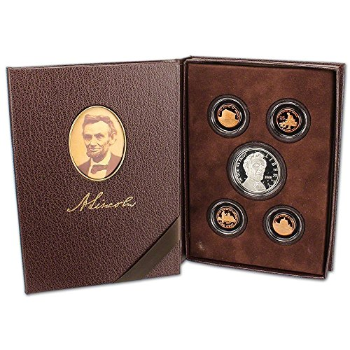 2009 Lincoln Coin (2009 P Lincoln Coin & Chronicles Coin Set in Original Box Proof)